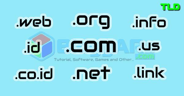 3 Tahap Cara Mengganti BLOGSPOT menjadi Domain TLD