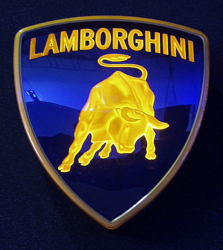 Easy To Draw Lamborghini Logo