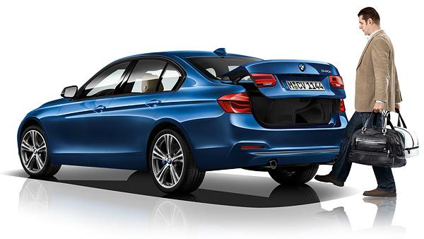 Dimensioni bagagliaio BMW Serie 3 berlina