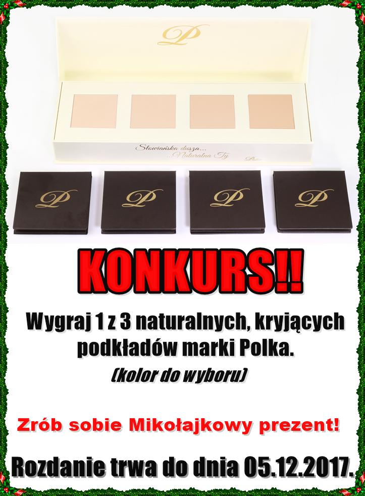 Konkurs! Wygraj podkład Polka