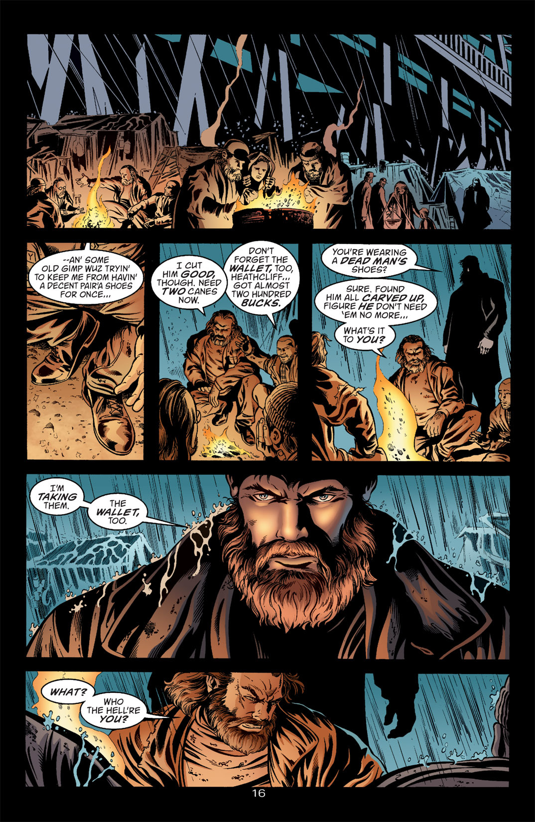 Detective Comics (1937) 784 Page 16