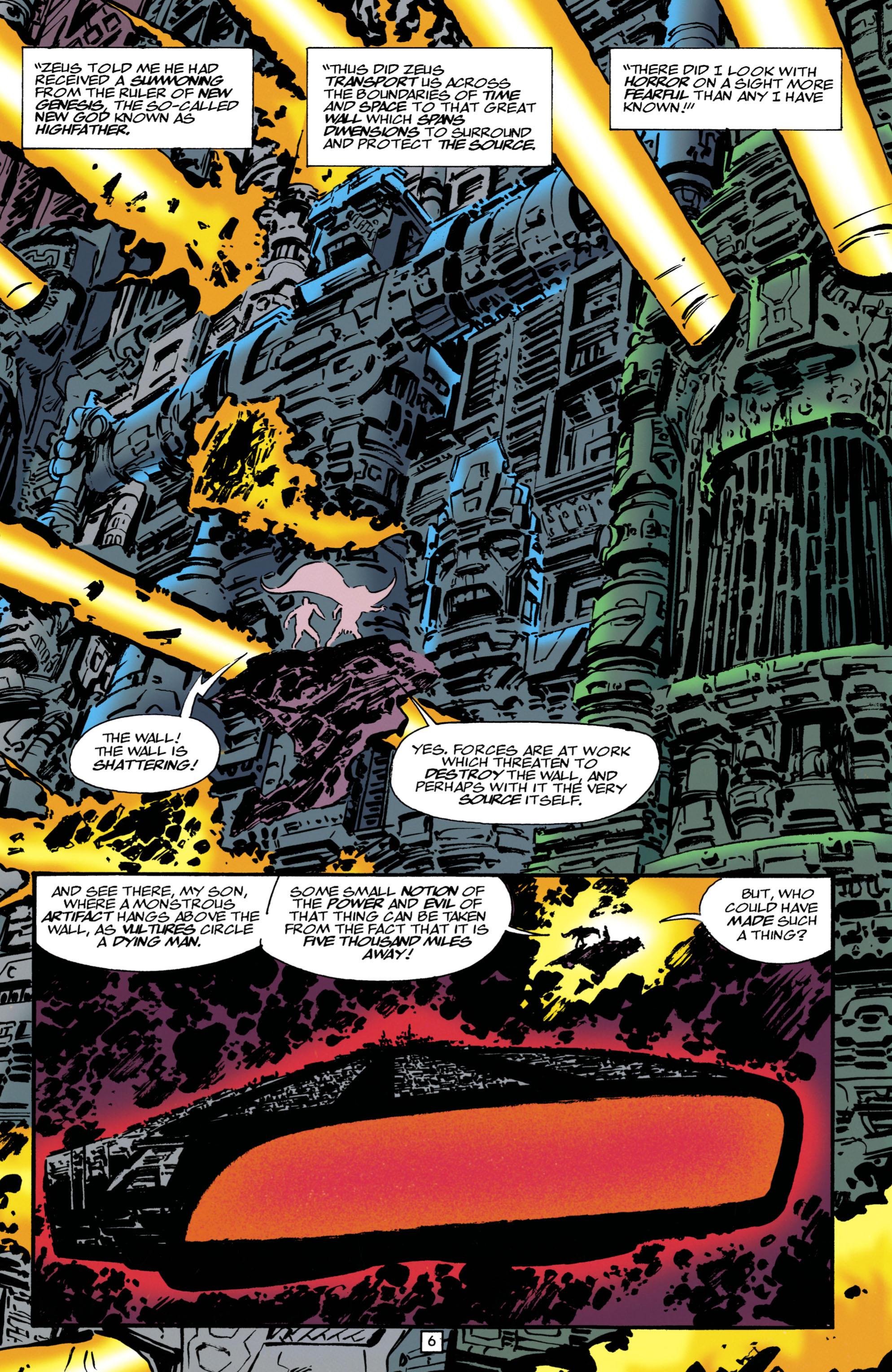 Read online Wonder Woman (1987) comic -  Issue #126 - 6