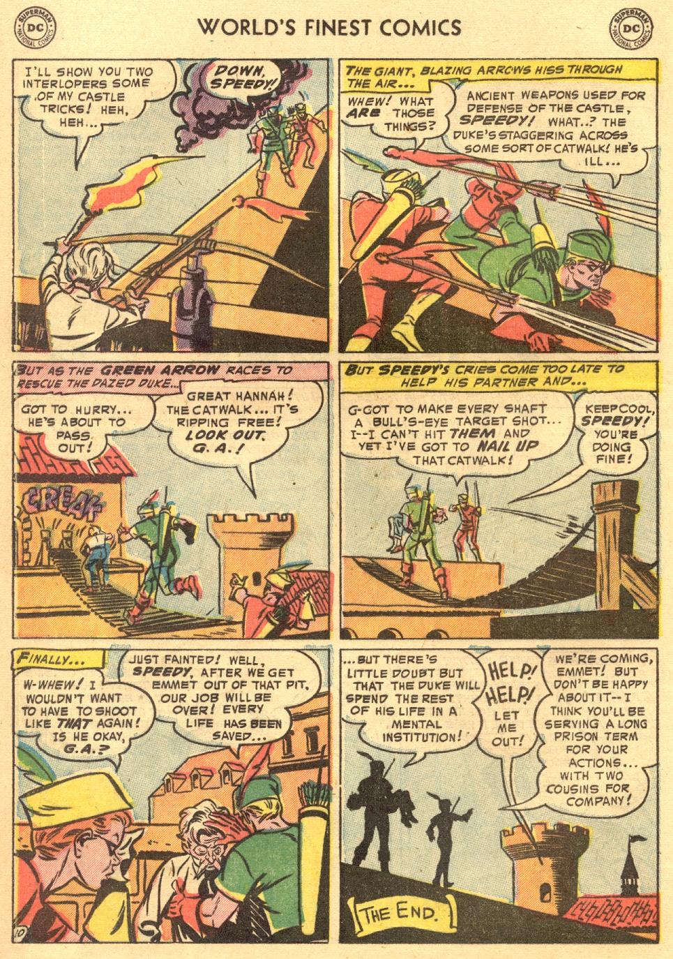 Read online World's Finest Comics comic -  Issue #70 - 30