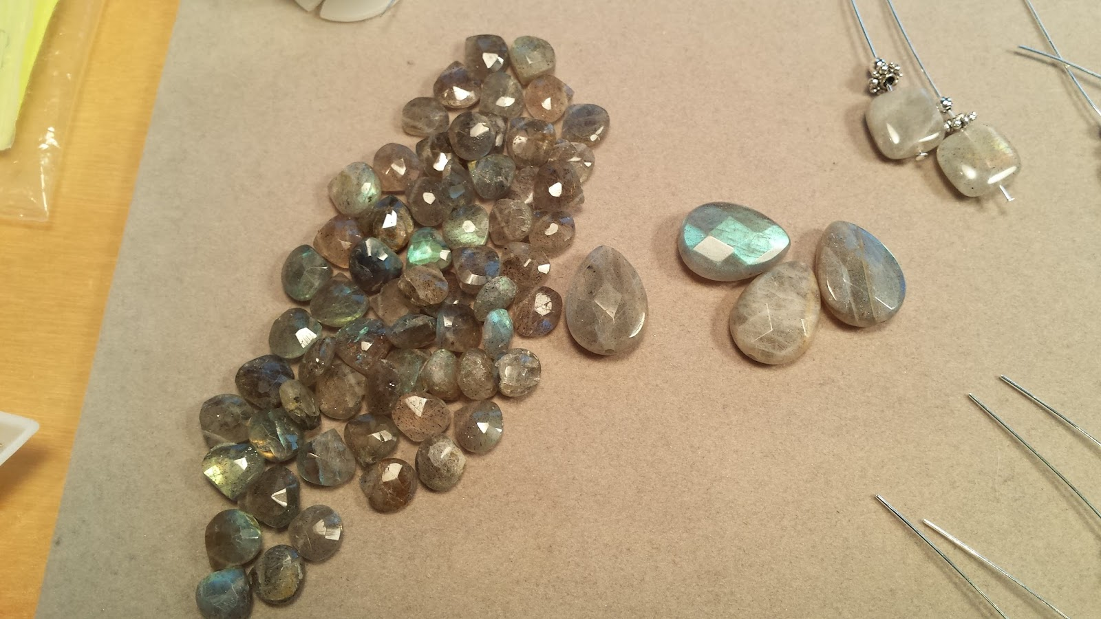 how to work with labradorite