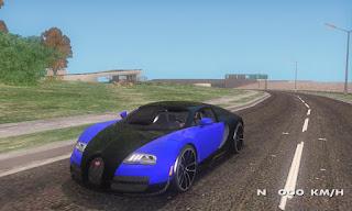 Sivil Arac- Bugatti Veyron Scripti