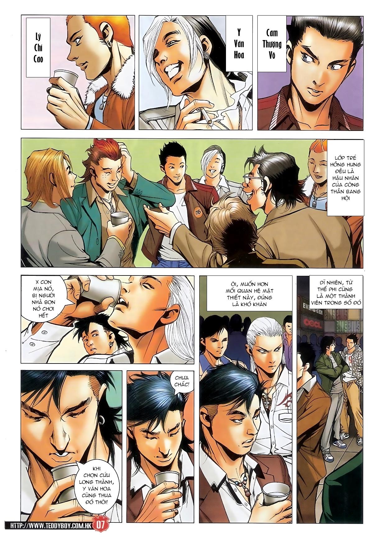 Người Trong Giang Hồ - Chapter 1561: Lòng người theo về - Pic 4