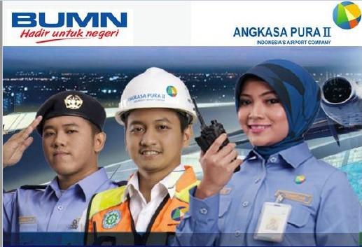 Rekrutmen Angkasa Pura II (Persero) Tahun 2018