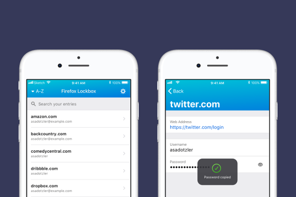 Mozilla's Firefox Lockbox app arrives on iPhone, Gives you access to all the logins you've saved to Firefox