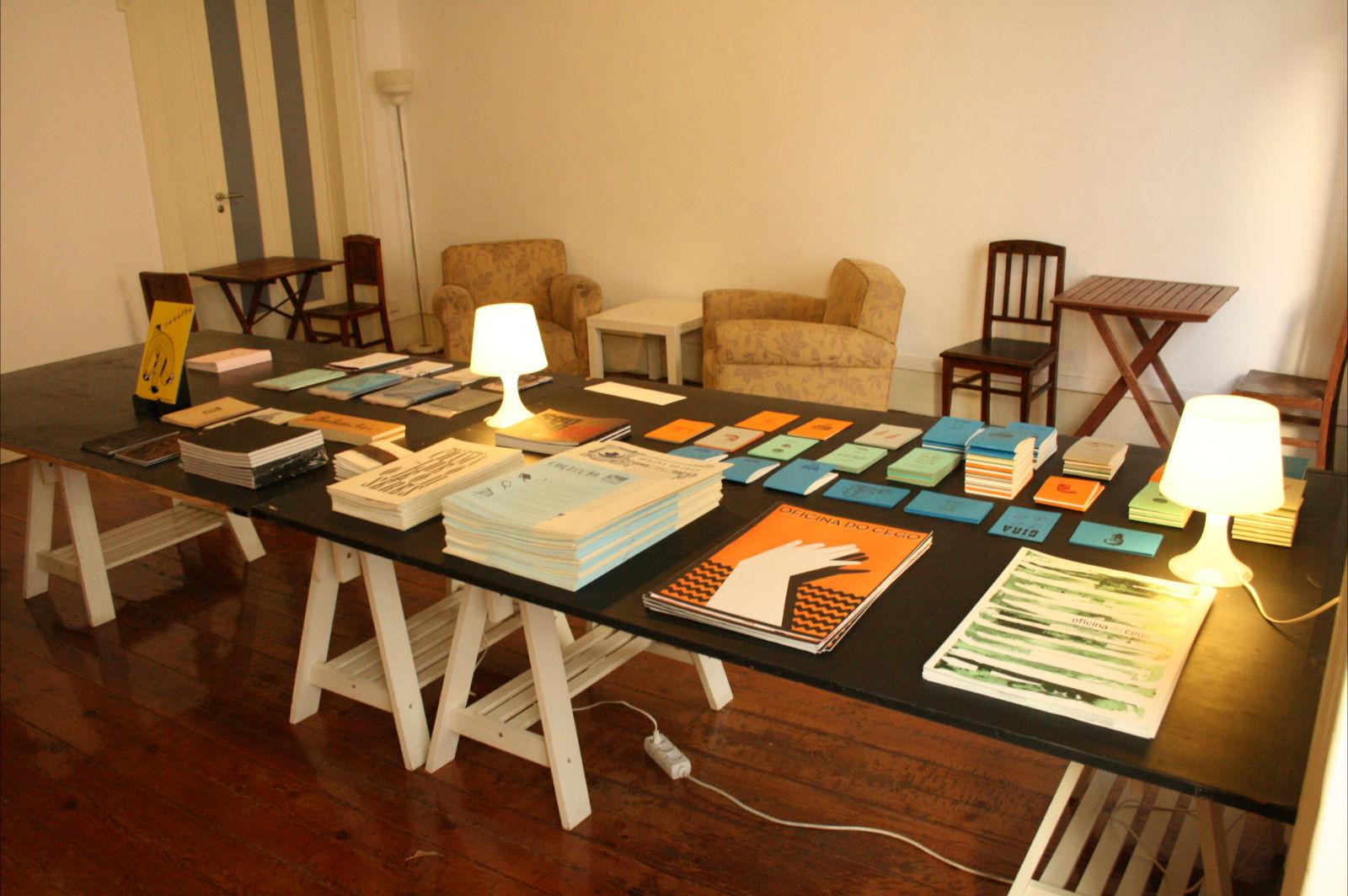 Oficina do cego associa o de artes gr ficas a oficina for Factory oficina
