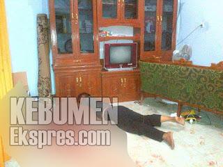 Seorang Mantri Menjadi Korban Perampokan Disertai Pembunuhan di Kebumen