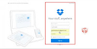 how to create a free dropbox account