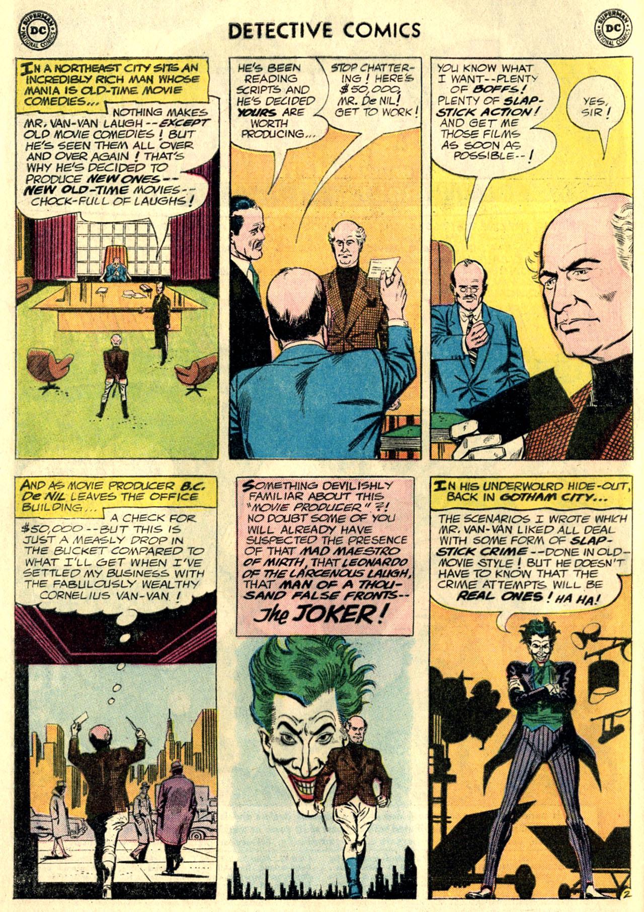 Detective Comics (1937) 341 Page 3