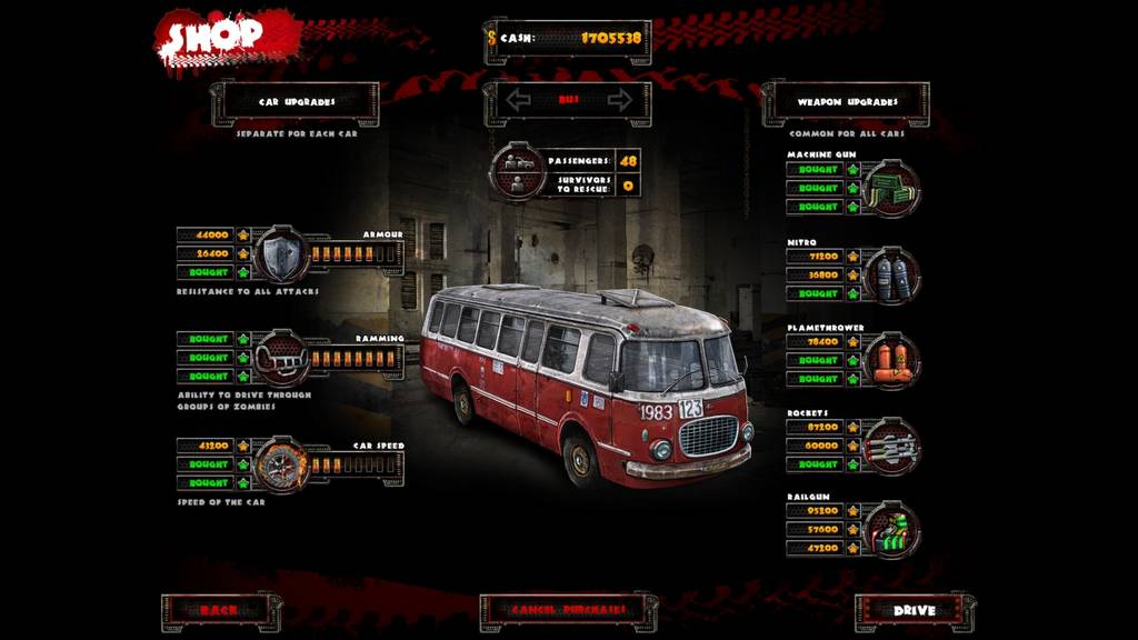 Zombie Driver HD - PC [Free] ~ Download PC Game Crack Full