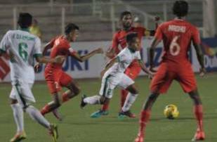 Timnas Indonesia Lolos Ke Semi Final, Setelah Berhasil Mengalahkan Singapura Dengan Skor 2 - 1