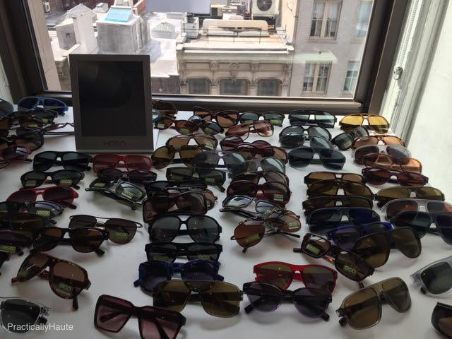 Eco sunglasses