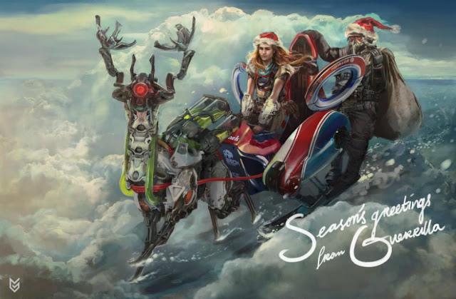 Paredes Digitales os desea a tod@s una Feliz Navidad