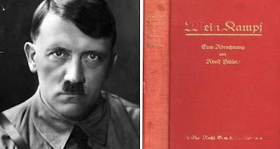 Prohíben en Brasil la publicación del libro de Hitler