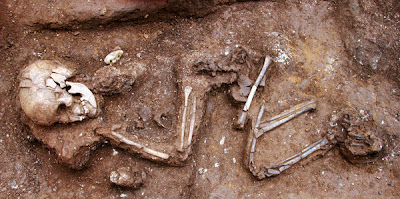 Ancient bones tell a story of compassion