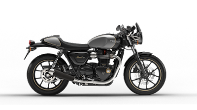 2016 Triumph Street Cup side look image