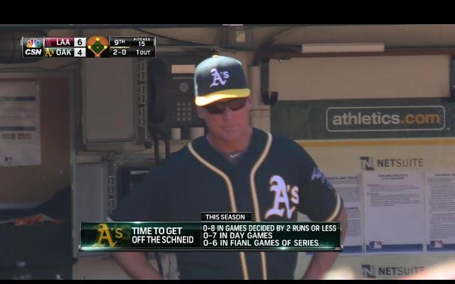 (Photo Credit: Comcast SportsNet California / MLB.TV)