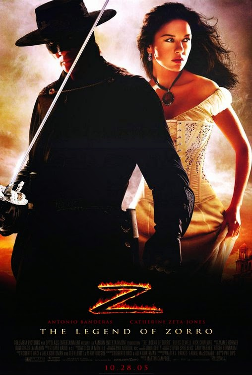 A Lenda do Zorro Dublado