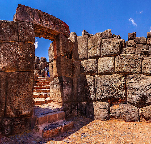 Sacsayhuaman The Living Stones of Sacsayhuaman Peru