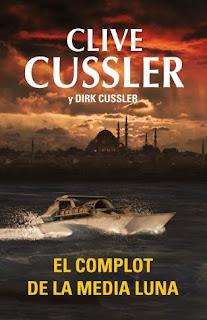 El complot de la media luna – Clive Cussler