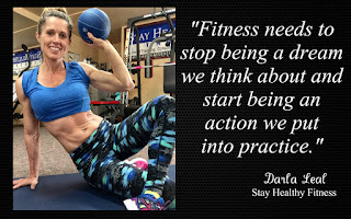 Fitness Needs to Become an Action We Put into Practice