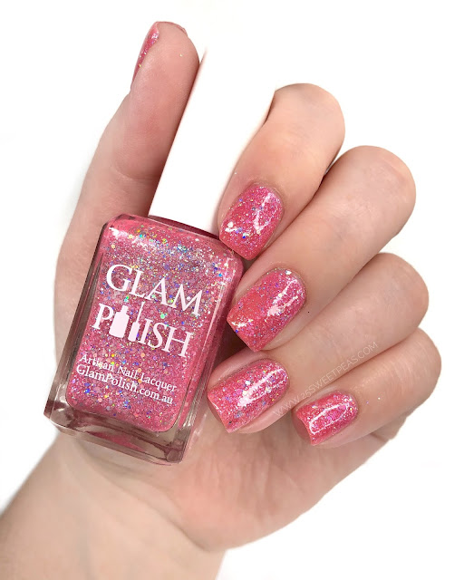 Glam Polish Wicked 25 Sweetpeas