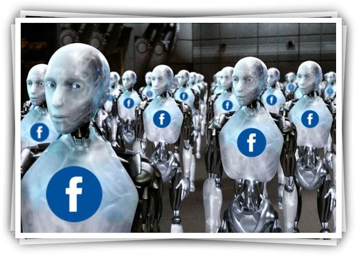⏰ Quantas horas você fica no Facebook? 🤖 Use ROBÔS para gerar FORTUNA online