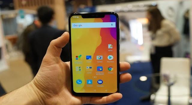 Condor Allure M3 smartphone