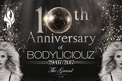 10th Anniversary of BODYLICIOUZ im Grand Club