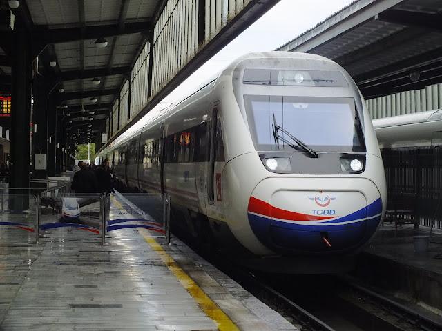Passagens mais baratas de trem na Turquia e em toda Europa