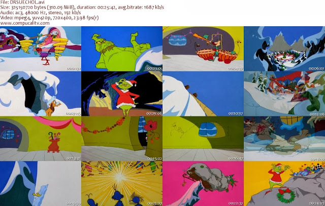 Dr Seuss's Holidays on the Loose DVDRip Latino Descargar 1 Link