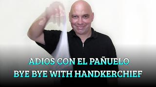 Adios con el pañuelo, CHAPEAUGRAPHY, Bye bye with handkerchief