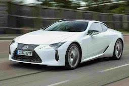 Lexus LC Car Reviews
