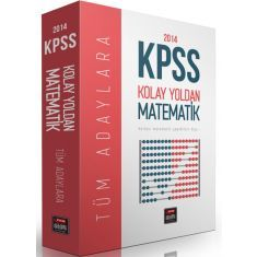 Fem Akademi KPSS Tüm Adaylara Kolay Yoldan Matematik Seti 3 Kitap (2014)