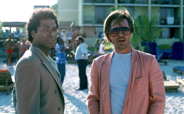 Seriado Miami Vice gravado em Miami