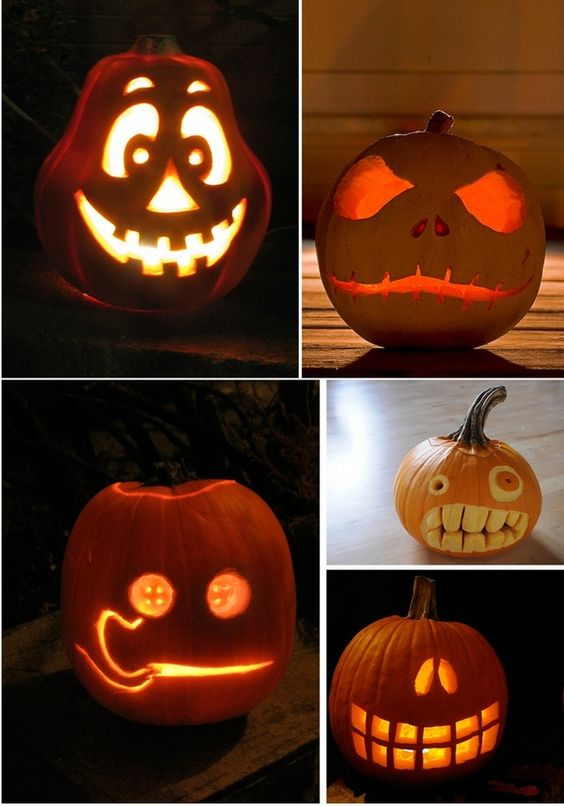 88 Halloween Pumpkin Carving Ideas & How To Carve