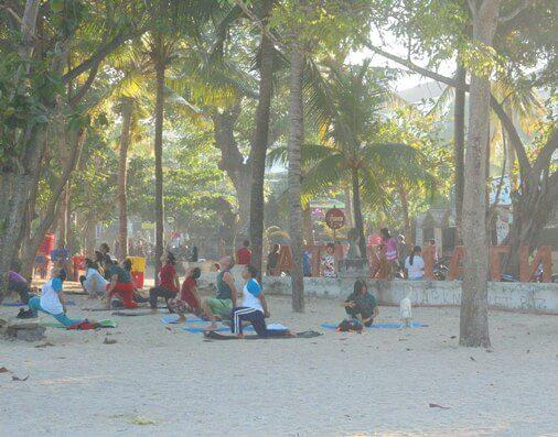 Segara Beach Kuta Bali, Pantai Segara Kuta Bali