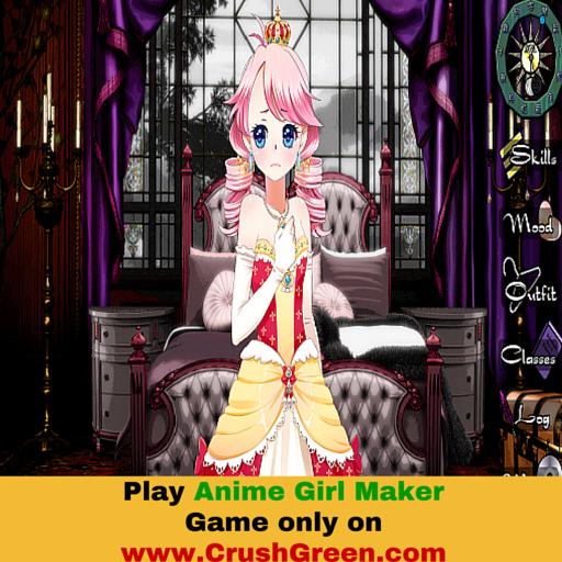 Anime Girl Creator Game