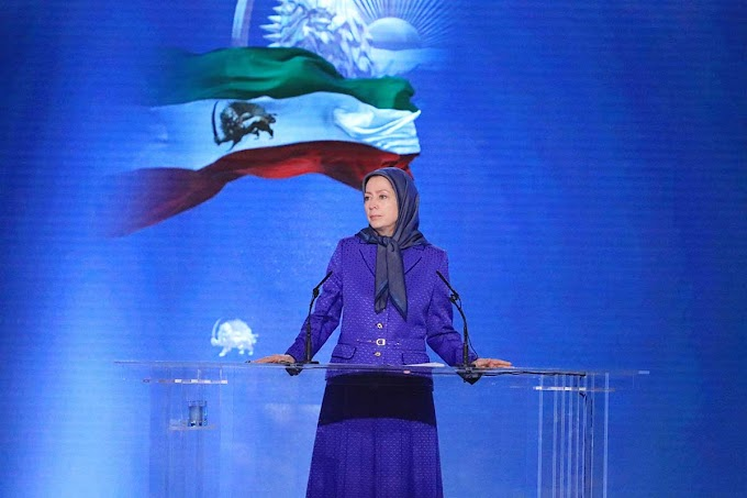 Maryam Rajavi: For Freedom, From Mosaddegh to January 2018 Uprising