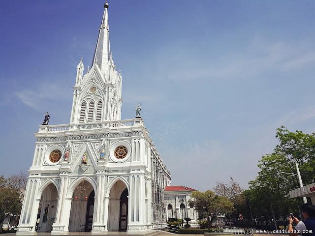 thailand bangkok Mae Phra Bangkoet Church