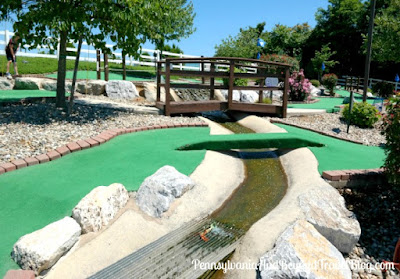 The Meadows Mini Golf in Harrisburg, Pennsylvania