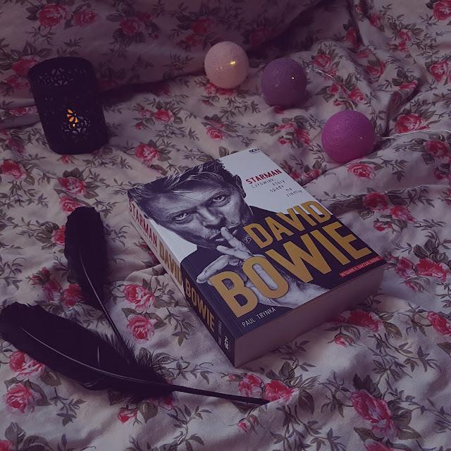 Paul Trynka - David Bowie. STARMAN. Człowiek, który spadł na ziemię
