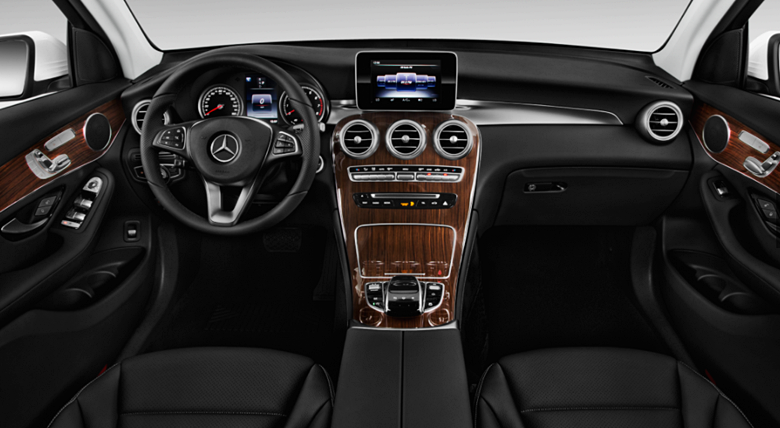 2017 Mercedes-Benz GLC Class Interior