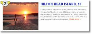 10 Best Beaches Contest
