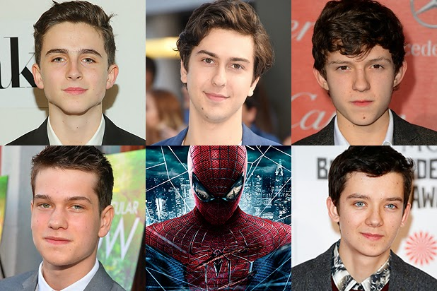 Candidatos Spider-Man 2016