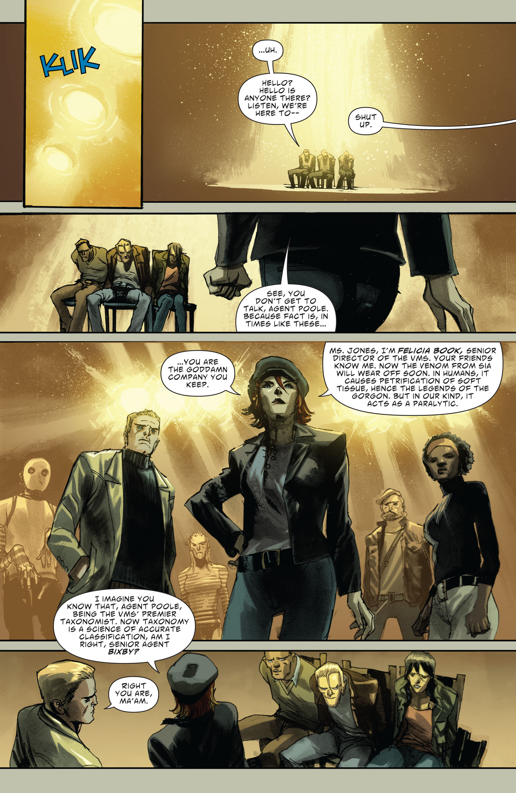 Read online American Vampire: Second Cycle comic -  Issue #6 - 10