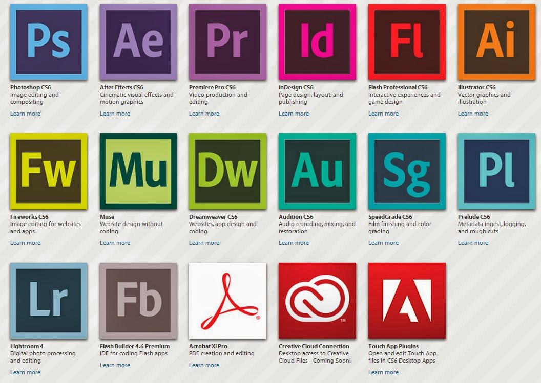 Adobe Products CC 2014 Patch PainteR Only ChingLiu